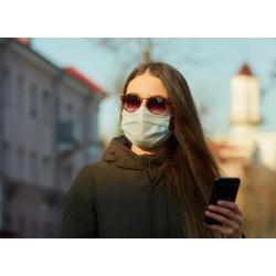 Πως να φορέσουμε γυαλιά ηλίου με μάσκα: απλές συμβουλές
