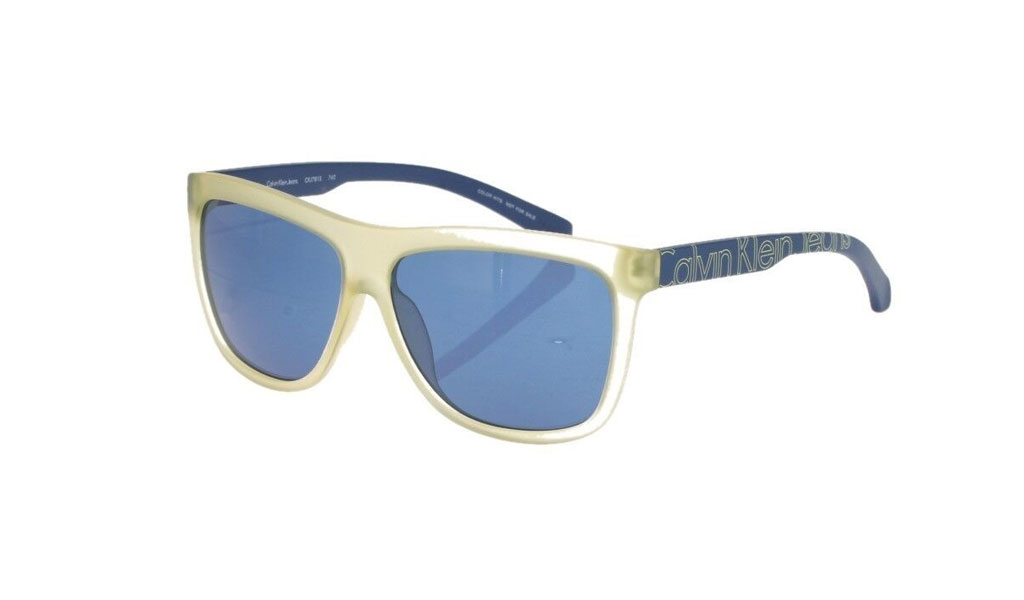 0ba2936a8169 Unisex Calvin Klein Jeans Sunglasses CKJ781S 740