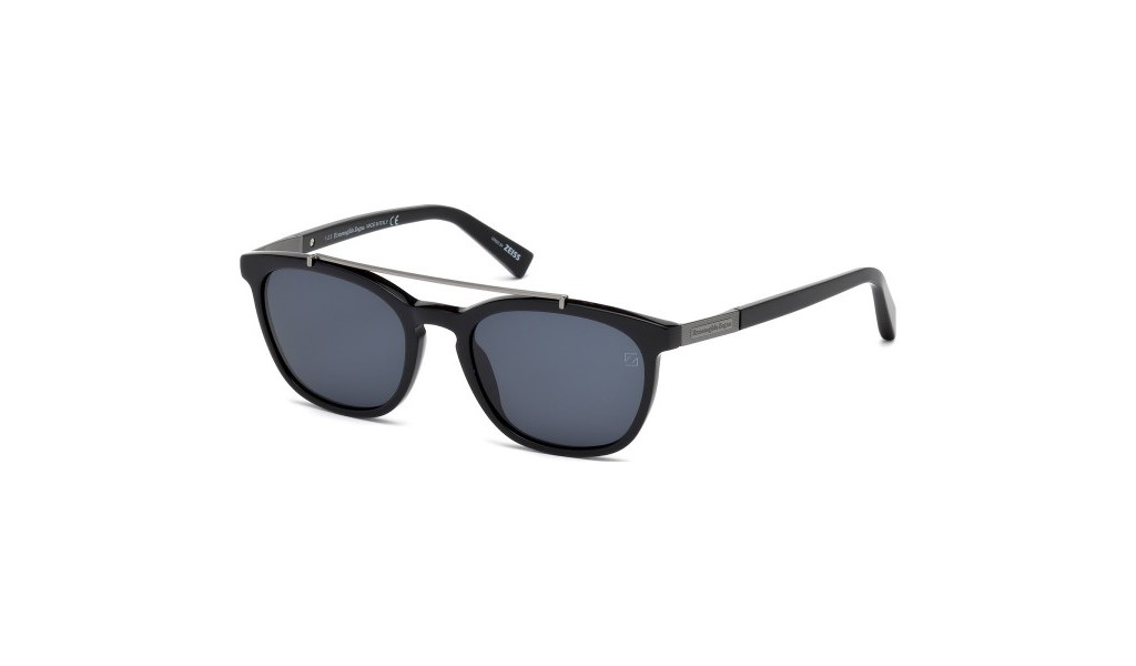 3afb694748 Men s Sunglasses Ermenegildo Zegna Sunglasses EZ0044 01V