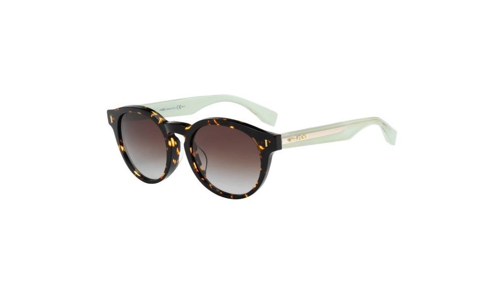 3da43a761c40 Women s Sunglasses Fendi Sunglasses FF 0085FS HK4 IF
