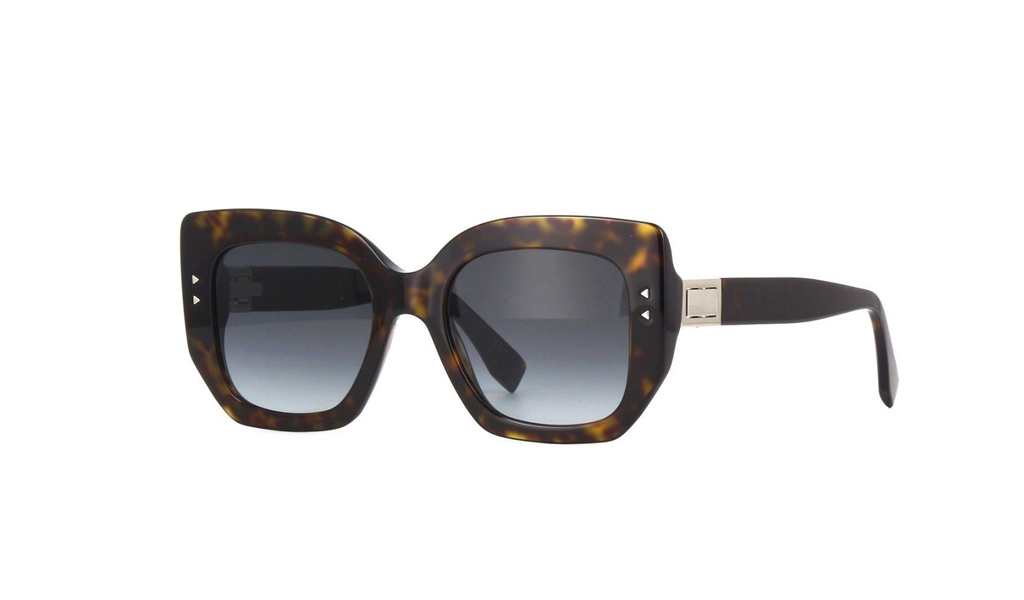 53be769c4cec Women s Fendi Sunglasses FF 0267 S 086 9O