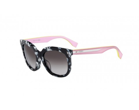 88a2d73fda2 Fendi Sunglasses Asian Fit FF 0185/F/S UDL/HA