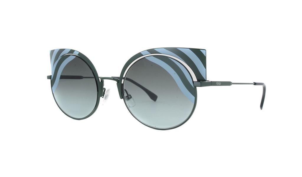 ccb91107de05 Women s Fendi Sunglasses FF 0215S 0KC EQ