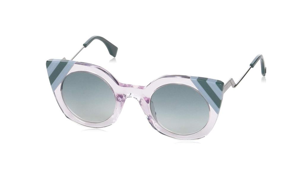 bfc2a9312b12 Women s Fendi Sunglasses FF 0240S 35J 9K