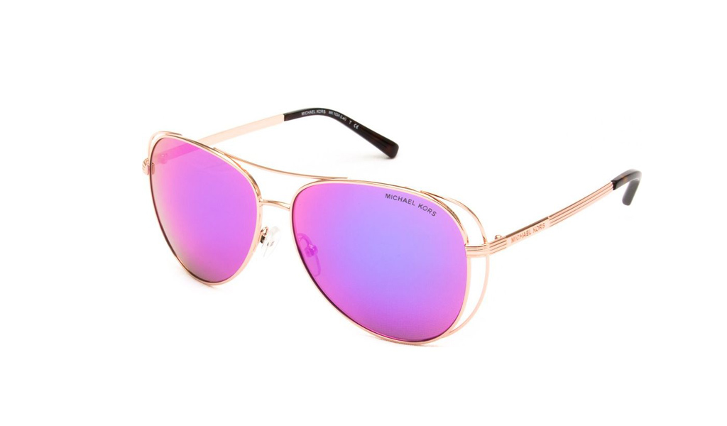 bed2771487 Women s Michael Kors Sunglasses Lai MK 1024 1194 4X