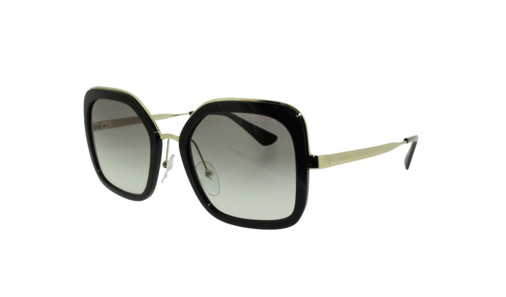 2f89b7c060 Women's Prada Sunglasses PR 57US 1AB0A7 | EyeFactory