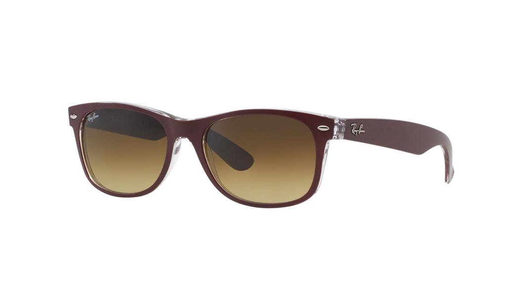 26a663a118 Unisex γυαλιά ηλίου Ray-Ban New Wayfarer Color Mix RB2132 605485 ...