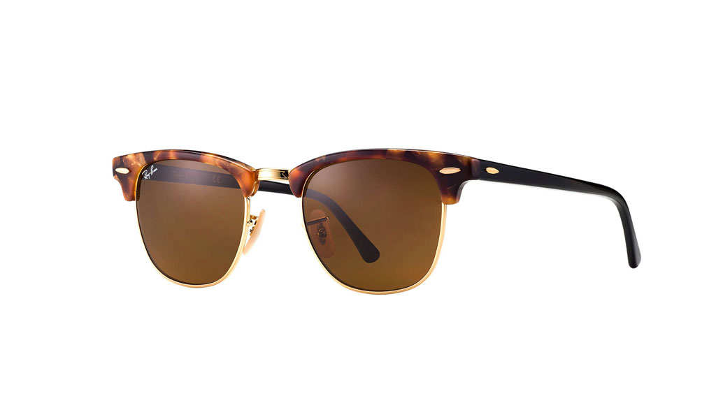 9561ef0c23 Ανδρικά   Unisex Γυαλιά ηλίου Ray-Ban Clubmaster 3016 1160