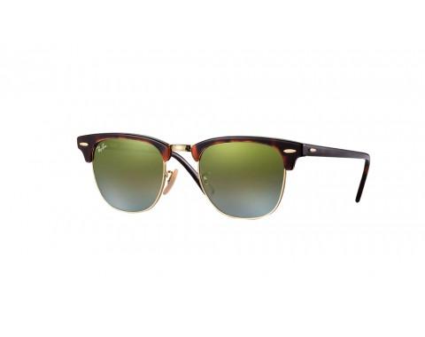 Γυαλιά ηλίου Ray-Ban Clubmaster Flash Lenses RB3016 9909JE 2b13daa0d7d