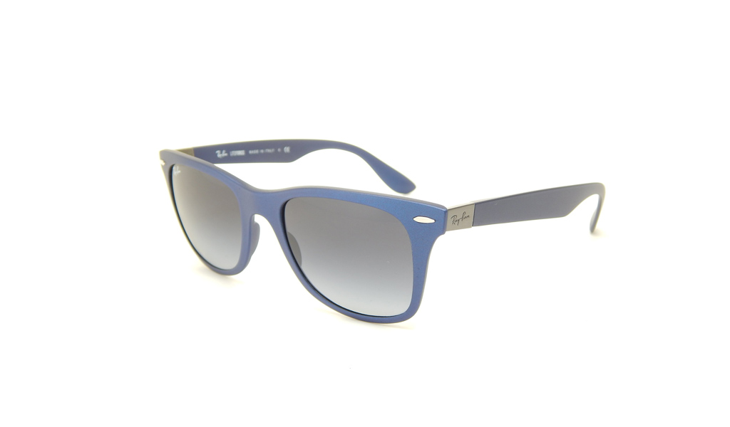 2c65d4c1fa Unisex γυαλιά ηλίου Ray-Ban Wayfarer Liteforce RB4195 60158G ...
