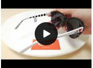 24a79c80f3 Love Moschino Sunglasses ML 510 02SA. -43%. Click Image for Gallery. Women s  ...