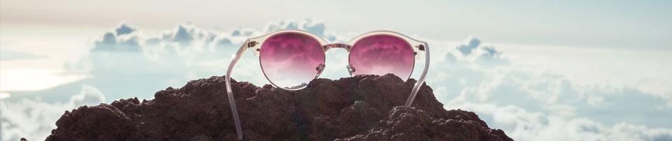 Τι χαρακτηριστικά έχει ένα ζευγάρι γυαλιών ηλίου - απομίμηση  85cff9ed8ce